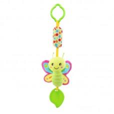Мягкая подвеска Бабочка Happy Monkey
