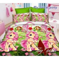 My Little Pony полуторный комплект постельного белья TAG
